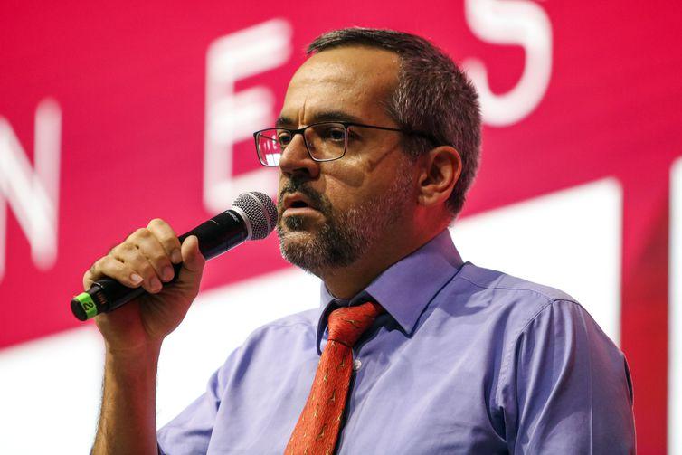 """Abraham Weintraub: """"Estamos administrando uma situação crítica com qualidade técnica""""   (Arquivo/Rovena Rosa/Agência Brasil"""